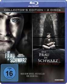 Die Frau in Schwarz 1 & 2 (Blu-ray), 2 Blu-ray Discs