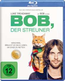Bob, der Streuner (Blu-ray), Blu-ray Disc