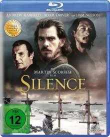 Silence (2016) (Blu-ray), Blu-ray Disc