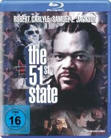 The 51st State (Blu-ray), Blu-ray Disc