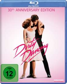 Dirty Dancing (30th Anniversary Edition) (Blu-ray), Blu-ray Disc