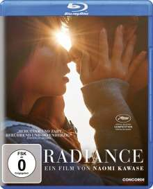 Radiance (Blu-ray), Blu-ray Disc