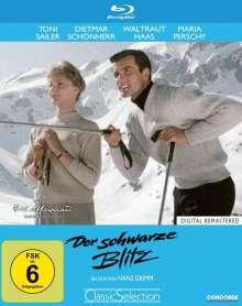 Der schwarze Blitz (Blu-ray), Blu-ray Disc