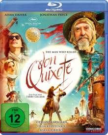 The Man Who Killed Don Quixote (Blu-ray), Blu-ray Disc