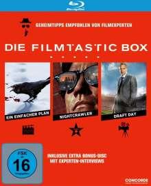 Die Filmtastic-Box (Blu-ray), 4 Blu-ray Discs