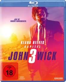 John Wick: Kapitel 3 (Blu-ray), Blu-ray Disc