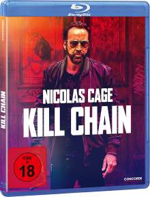 Kill Chain (Blu-ray), Blu-ray Disc