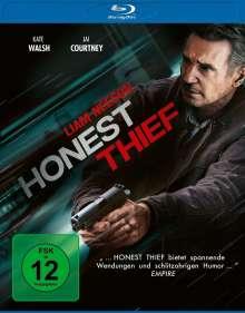 Honest Thief (Blu-ray), Blu-ray Disc