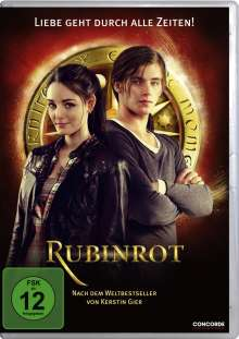Rubinrot, DVD