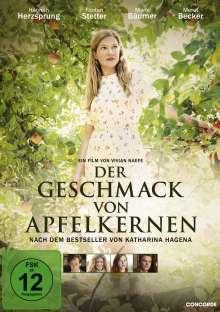 Der Geschmack von Apfelkernen, DVD