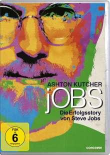 jOBS - Die Erfolgsstory von Steve Jobs, DVD