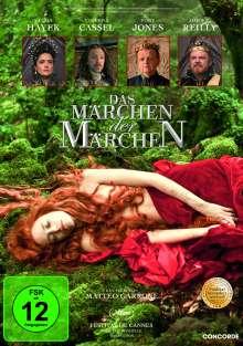 Das Märchen der Märchen, DVD