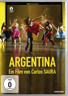 Argentina (OmU), DVD