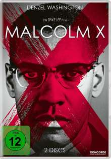 Malcolm X, DVD