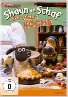 Shaun das Schaf - Zu viele Köche, DVD