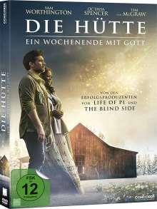 Die Hütte - Ein Wochenende mit Gott, DVD