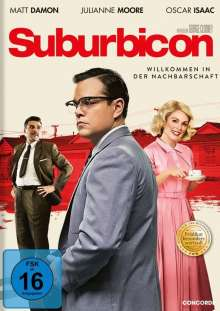 Suburbicon, DVD