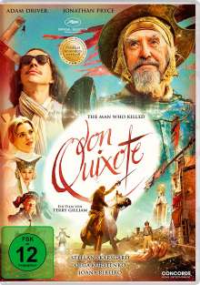The Man Who Killed Don Quixote, DVD