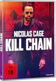 Kill Chain, DVD