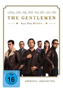 The Gentlemen, DVD