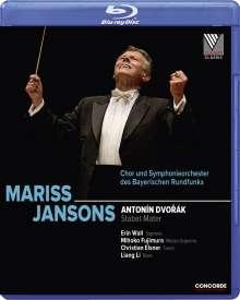 Antonin Dvorak (1841-1904): Stabat Mater op.58, Blu-ray Disc
