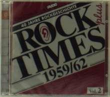 Rock Times Plus 1959/62 - Vol. 2, CD