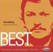 Haindling: Irgendwie und sowieso - Best, CD