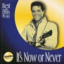 Elvis Presley (1935-1977): It's Now Or Never: Best Of Elvis Presley(24-Karat-Gold CD), CD