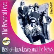 Huey Lewis & The News: The Power Of Love - Best Of (24 Karat Gold-CD), CD