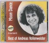Andreas Vollenweider: Moon Dance: Best Of Andreas Vollenweider (24 Karat Gold-CD), CD