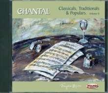 Chantal: Classicals, Traditionals, Populars 2, CD