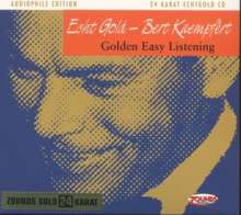 Bert Kaempfert (1923-1980): Golden Easy Listening (24 Karat-Gold-CD), CD