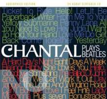 Chantal: Chantal Plays Beatles No. 1 (24 Karat Echtgold CD), 2 CDs