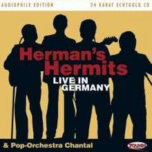Herman's Hermits: Live In Germany (24-Karat-Gold CD), CD