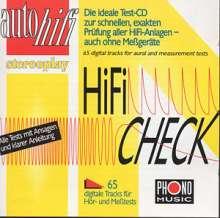 HiFi-Check, CD