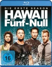 Hawaii Five-O (2011) Season 1 (Blu-ray), 6 Blu-ray Discs