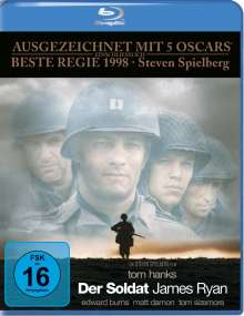 Der Soldat James Ryan (Blu-ray), Blu-ray Disc