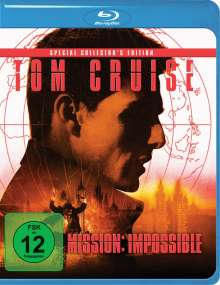Mission: Impossible (Blu-ray), Blu-ray Disc
