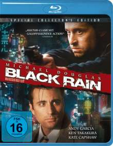 Black Rain (Blu-ray), Blu-ray Disc