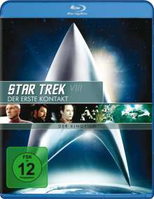 Star Trek VIII: Der erste Kontakt (Blu-ray), Blu-ray Disc