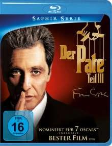 Der Pate III (Blu-ray), Blu-ray Disc
