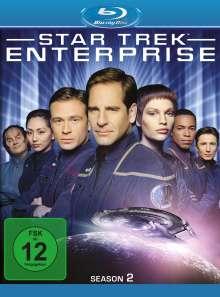 Star Trek Enterprise Season 2 (Blu-ray), 6 Blu-ray Discs