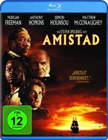 Amistad (Blu-ray), Blu-ray Disc