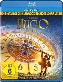 Hugo Cabret (3D Blu-ray), Blu-ray Disc