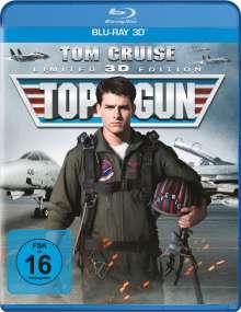 Top Gun (3D Blu-ray), Blu-ray Disc