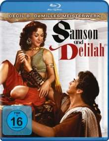 Samson und Delilah (1949) (Blu-ray), Blu-ray Disc