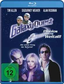 Galaxy Quest - Planlos durchs Weltall (Blu-ray), Blu-ray Disc