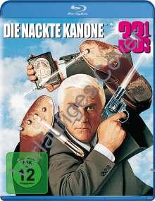 Die nackte Kanone 33 1/3 (Blu-ray), Blu-ray Disc