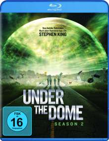 Under The Dome Season 2 (Blu-ray), 4 Blu-ray Discs