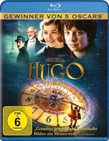 Hugo Cabret (Blu-ray), Blu-ray Disc